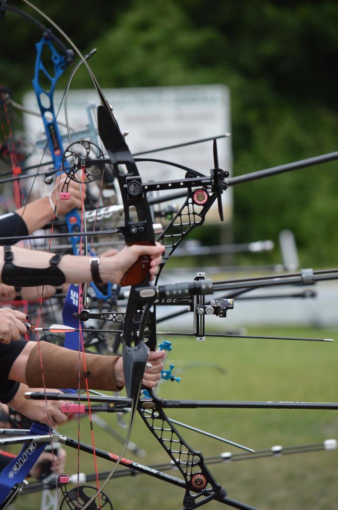 Une ligne d'Archers