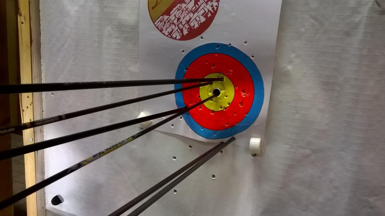 La flèche de notre Roy,c'est elle qui a explosé le pétard!